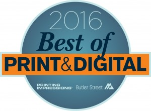 Best of Print and Digital 2016