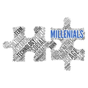 Millennials and print - how can service providers make this connection?