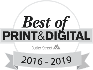 Best of Print and Digital 2016-2019