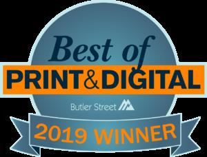 Best of Print & Digital 2019