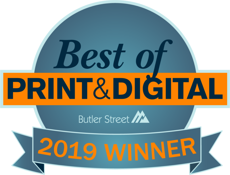 Best of Print and Digital 2019